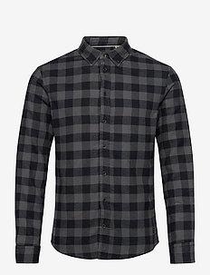 Shirt - casual overhemden - iron gate