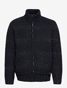 Cardigan - basic knitwear - dark navy