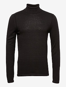 Pullover - basic knitwear - black