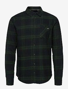 Shirt - casual - black