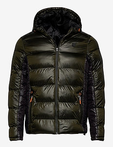 Outerwear - padded jackets - rosin