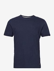 Tee - Organic - basic t-shirts - dress blues
