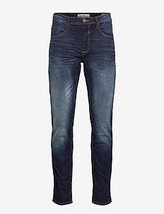 Twister fit - Clean - regular jeans - denim dark blue