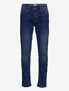 Twister fit - Jogg - regular jeans - denim dark blue