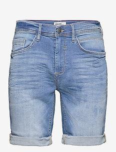 Denim shorts - Clean - jeansshorts - denim light blue