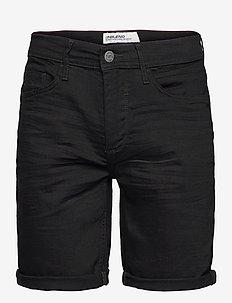 Denim shorts - Clean - jeansshorts - denim raw black