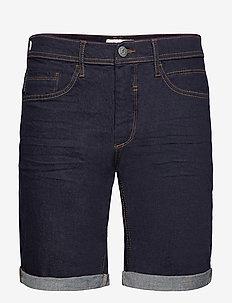 Denim shorts - Clean - jeansshorts - denim raw blue