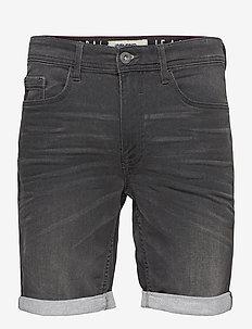 Denim Jogg shorts - jeansshorts - denim grey