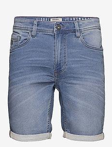 Denim Jogg shorts - jeansshorts - denim middle blue