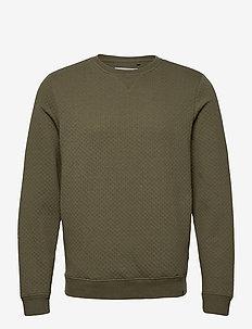 Sweatshirt - basic sweatshirts - dusty olive