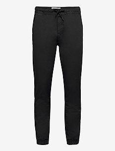 Pants - NOOS - pantalons décontractés - black