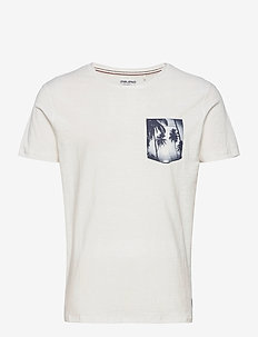 Tee - basic t-shirts - snow white