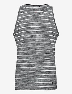 Tanktop - mouwenloze t-shirts - black