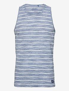 Tanktop - mouwenloze t-shirts - moonlight blue
