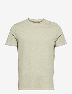 Tee - basic t-shirts - oil green
