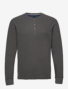 Tee - basic t-shirts - pewter mix