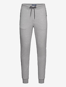 Pants - joggings - stone mix