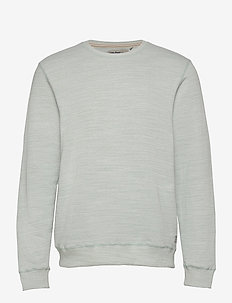 Sweatshirt - basic sweatshirts - pastel turquoise