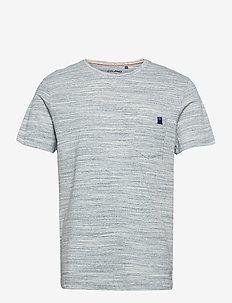 Tee - basic t-shirts - dark denim