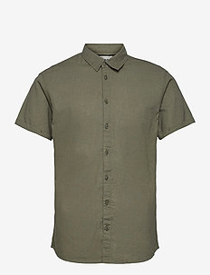 Shirt - basic overhemden - four leaf clover