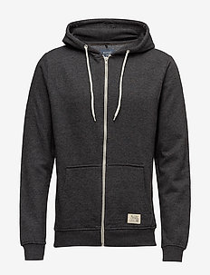 BHNOAH sweatshirt - hoodies - charcoal
