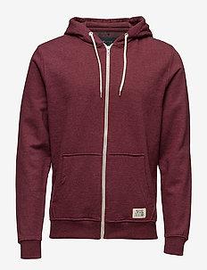 BHNOAH sweatshirt - ZINFANDEL
