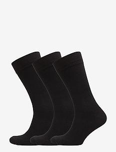 BHNOON socks - tavalliset sukat - black