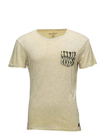 Tee - PALE YELLOW