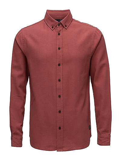 Shirt - RUST RED