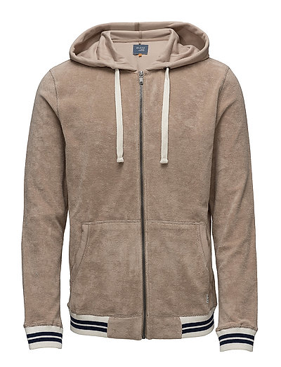 Sweatshirt - BEIGE BROWN