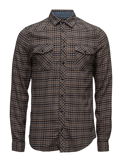 Shirt Box - MOCCA BROWN