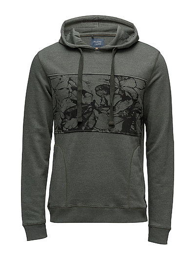 Sweatshirt - BEETLE GREEN