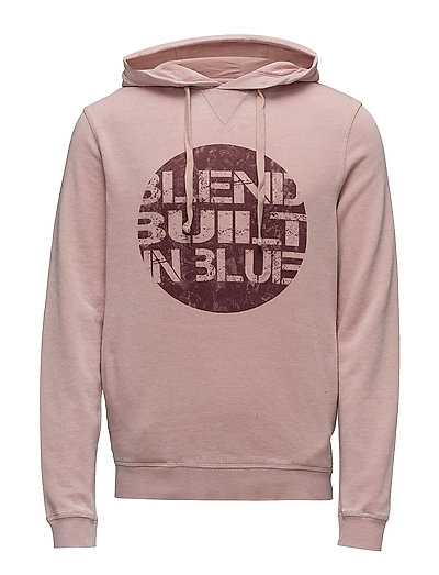 Sweatshirt - LIGHT DUSTY PINK