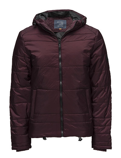 Outer-wear - WINE RED