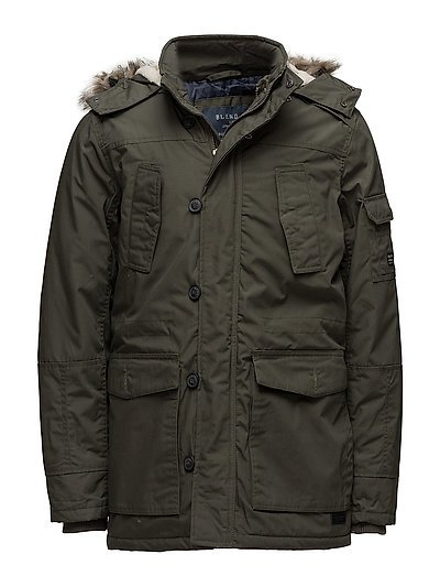 Outer-wear - MOCCA BROWN