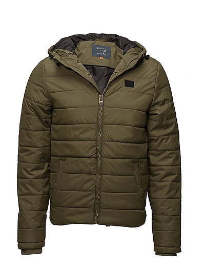 Outer-wear - BURNT OLIVE