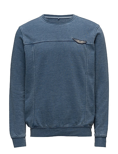 Sweatshirt - ENSIGN BLUE