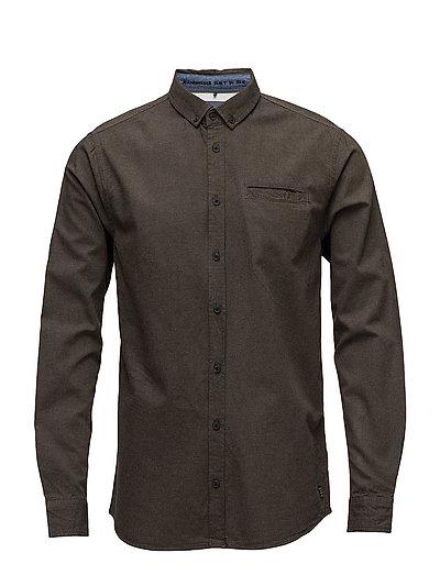 Shirt - MOCCA BROWN