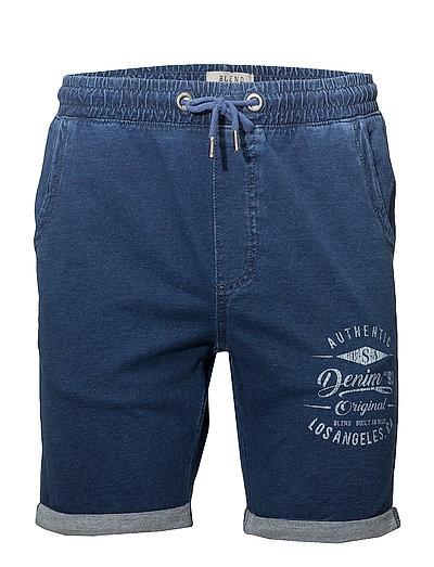 Sweat shorts - SOFT BLUE