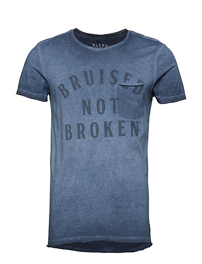Tee - MOOD INDIGO BLUE