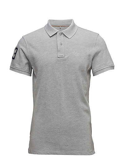 Poloshirt - STONE MIX