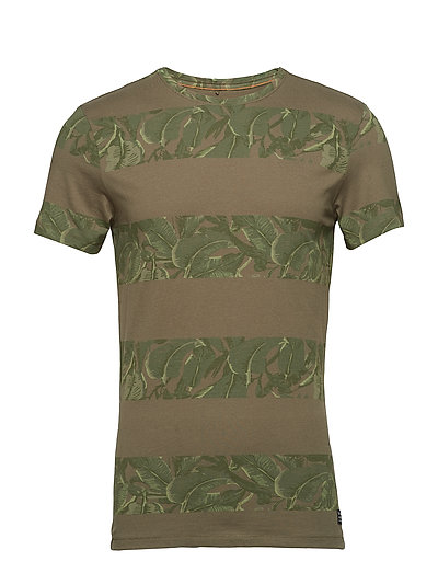 Tee - DUSTY OLIVE GREEN