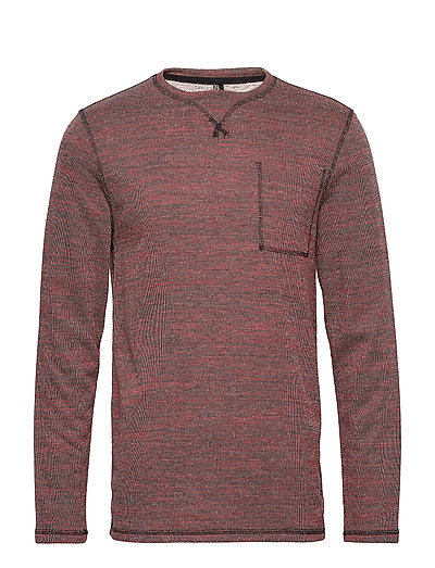 Sweatshirt - POMP RED