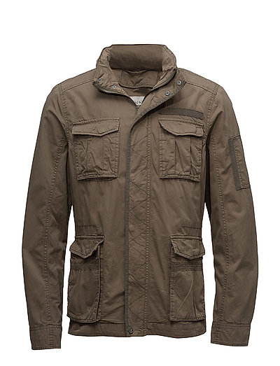 Outerwear - DUSTY OLIVE GREEN