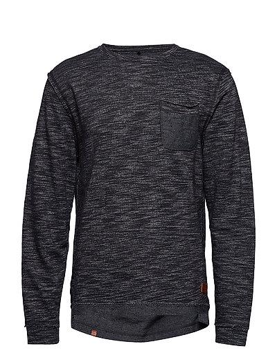 Quanto Sweatshirt - CHARCOAL