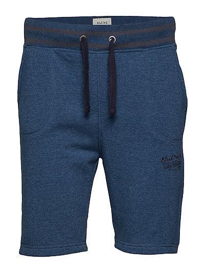 non denim shorts - DENIM BLUE