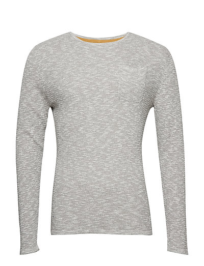 Pullover - STEEPLE GREY