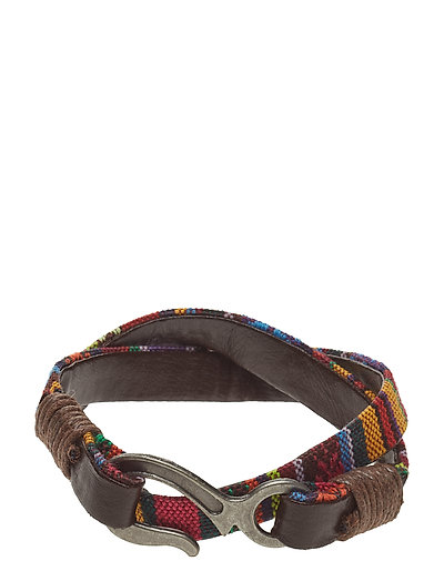 Bracelet - RUST BROWN