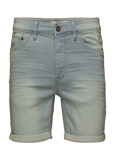 Jogg denim shorts - DENIM LIGHTBLUE