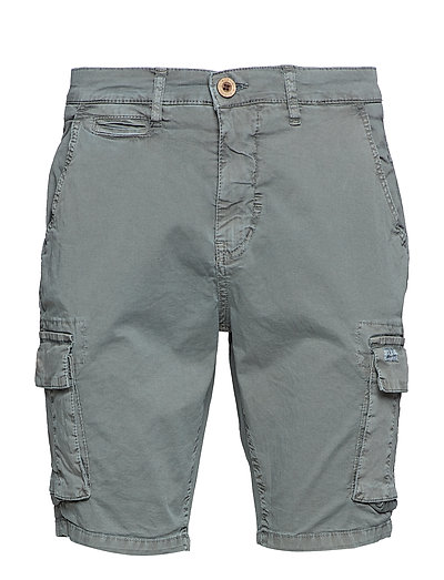 Shorts - LAUREL GREEN